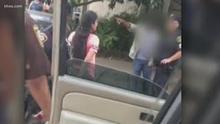 Woman arrested in fight over parking spot