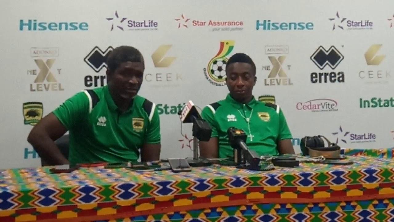 VIDEO: Maxwell Konadu explains how Kotoko drew 1-1 with Eleven Wonders -  Football Made In Ghana