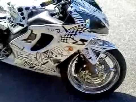 My sharpie honda cbr f4i youtube for Dale sharp honda