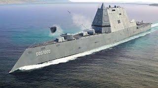 Tàu Chiến Tàng Hình - Những bóng ma trên biển