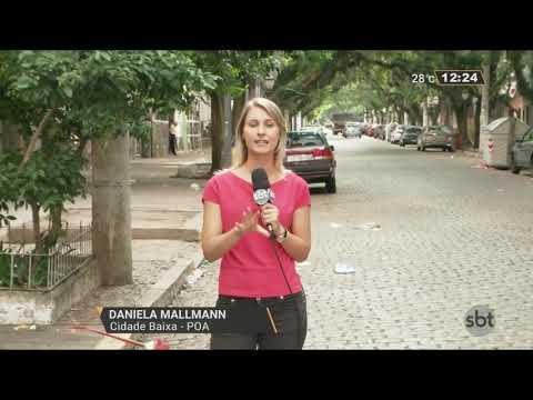 Confusão na Cidade Baixa: vandalismo e até assalto