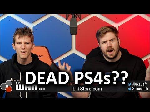 EA Bricks Playstation 4s??  - WAN Show Mar 8, 2019