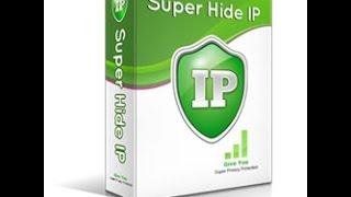 Обзор программы Super Hide IP