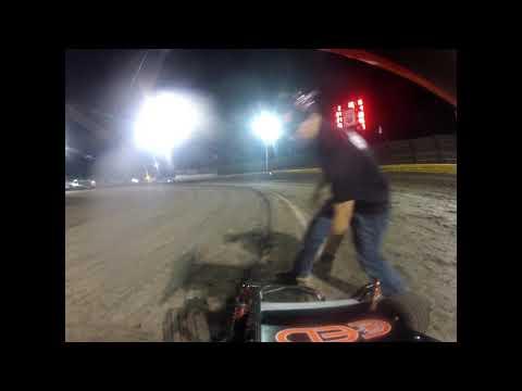 Lemoore Raceway 5-11-19 Jr Sprint Main Ty Broken Chain GoPro