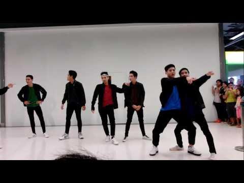 [Cover Dance] EXO - Lightsaber, IKON - Dumb 'n Dumber & แจ๊ส - แว้นฟ้อหล่อเฟี้ยว by Thirteen Plus