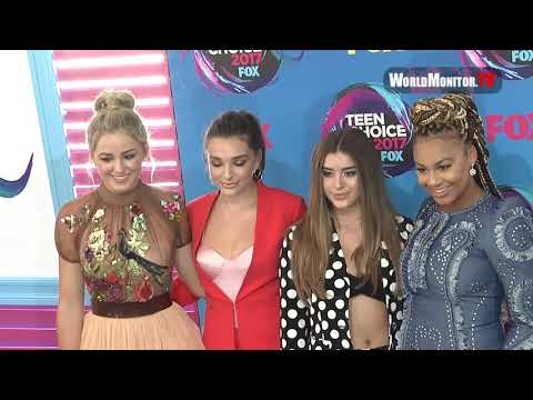 Dance Moms cast arrive at Teen Choice Awards 2017