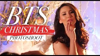 Bts Christmas Photoshoot Fitria Yusuf Bahasa Indonesia