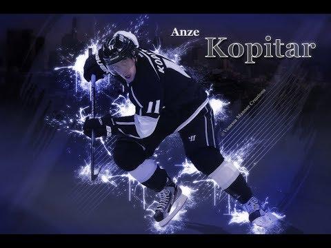 Anže Kopitar 2017-18 (OCT-DEC) Highlights: Kings MVP