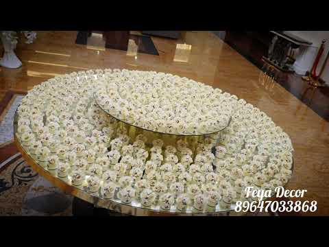 Таросики красивые на свадьбу.500 штук.#таросики#tarosik#бонбоньерка