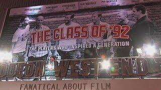 """""""The Class of '92"""" - Beckham und seine ziemlich besten Fußballfreunde - cinema"""