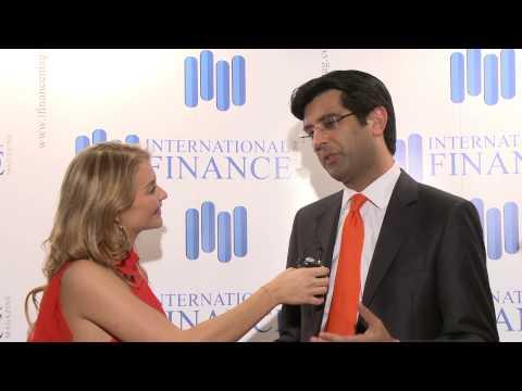 Emirates NBD - UAE at International Finance Magazine - Awards Ceremony Dubai, 2013