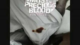 most precious blood - two men enter one men leaves