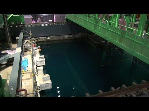 福島第一原子力発電所4号機燃料取り出し完�