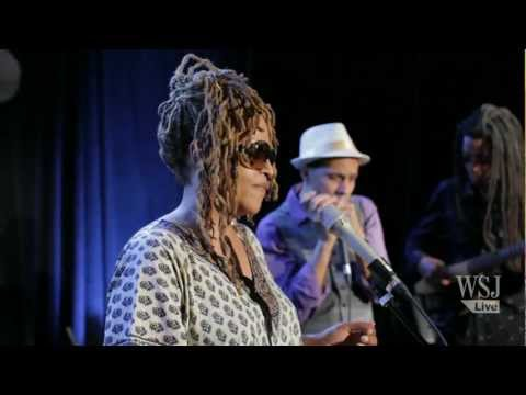 Cassandra Wilson Performs 'Another Country' Live at the WSJ Cafe