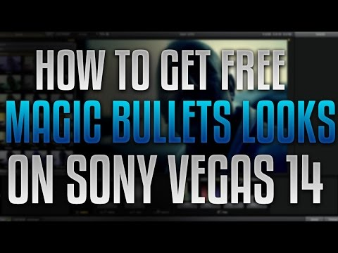 How To Get Magic Bullets Looks For Sony Vegas Pro, Adobe Premiere, Photoshop Etc. [100% FREE!]