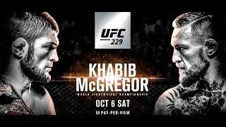 McGREGOR vs NURMAGOMEDOV: Бой, который ждут все. (Часть Шестая)