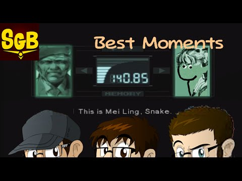 SGB Best Moments: Metal Gear Solid