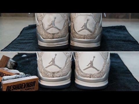 how to clean your jordans