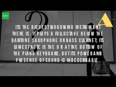 What Is The Largest Wind Instrument?