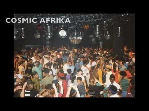 Ron Jason: Cosmic Afrika [Thug Records 2012]