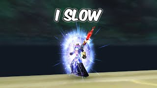 I Slow - Frost Mage PvP - WoW BFA 8.2