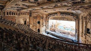 Exploring Detroit's Largest Abandoned High School