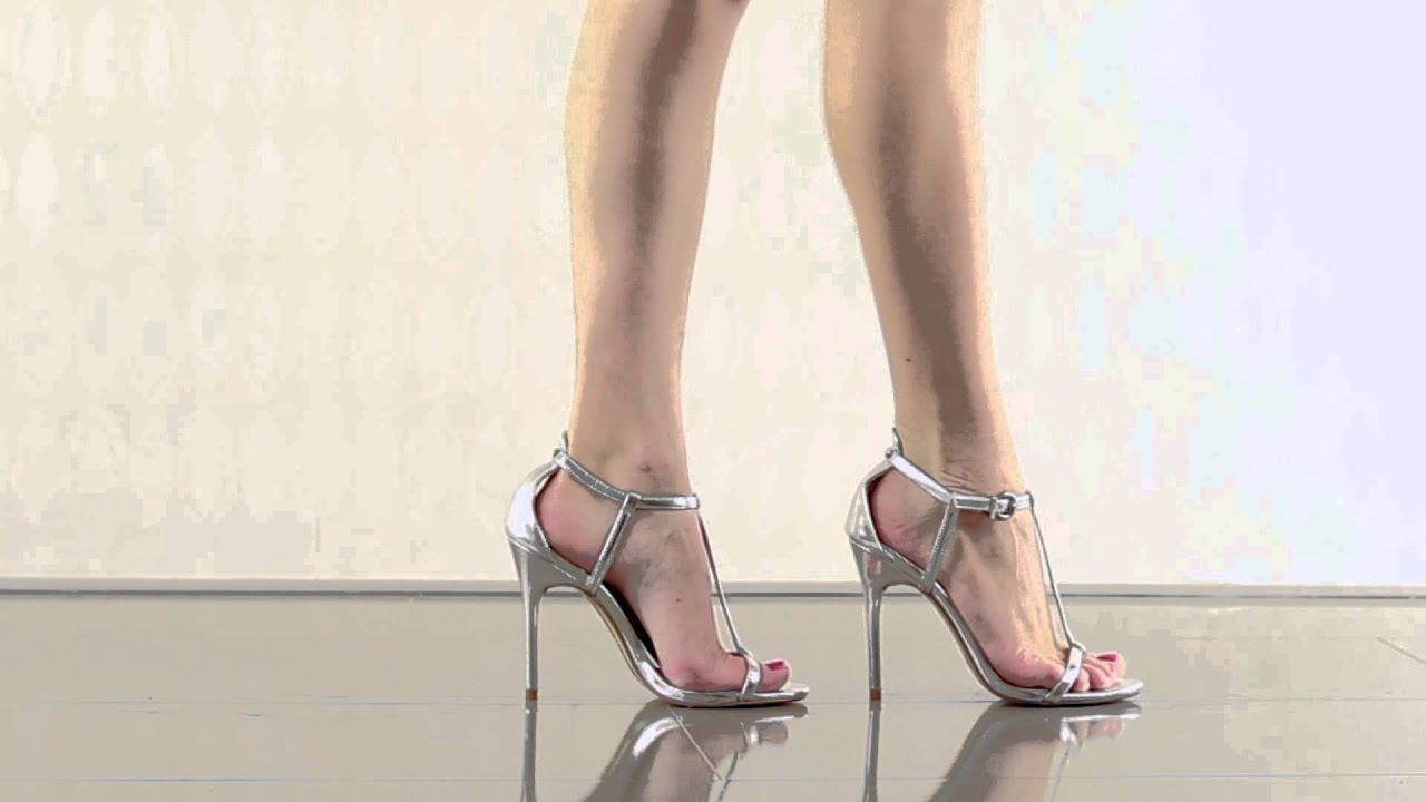 8ce552c9a535 Leo in Silver Soft Shimmer Chinese Laundry - YouTube