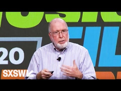 Kevin Kelly | 12 Inevitable Tech Forces That Will Shape Our Future | SXSW Interactive 2016