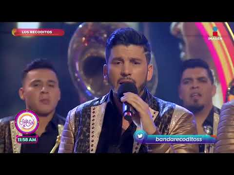 ¡La Banda Los Recoditos interpretan 'No le hago falta'!   Sale el Sol