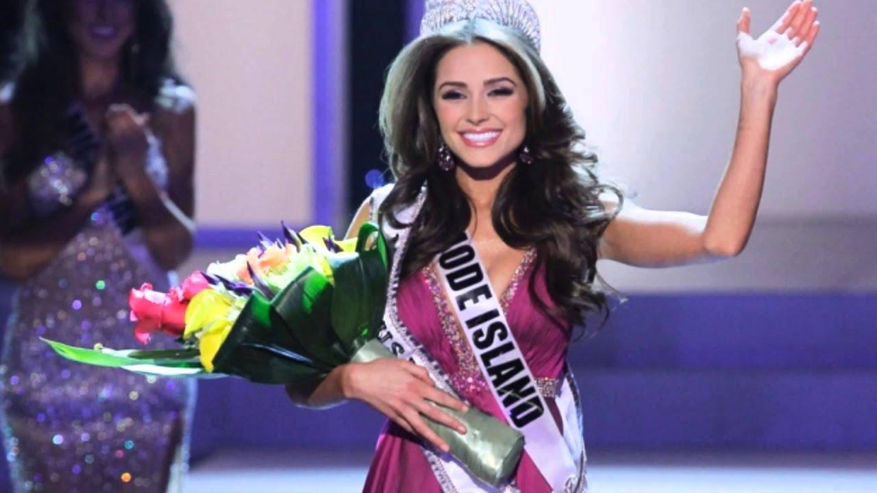 New Miss Universe 2012 2013 Winner USA Olivia Culpo