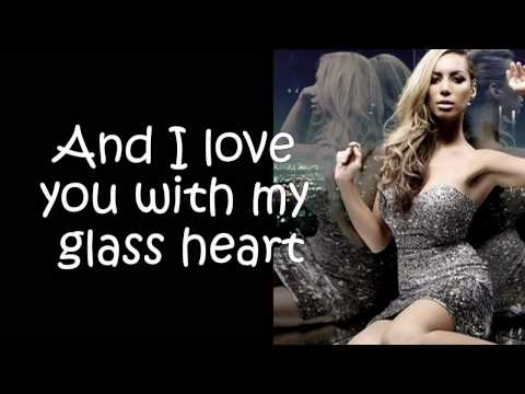 Leona Lewis - Glassheart (Studio Version) [Lyrics On Screen]