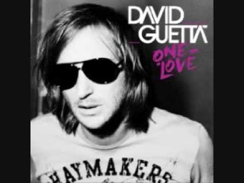 David Guetta (2009-One Love-BRAND NEW) Gettin' Over featuring Chris Wills
