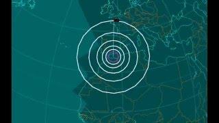 EQ3D ALERT: 3/12/16 - 5.2 magnitude earthquake in the Alboran Sea