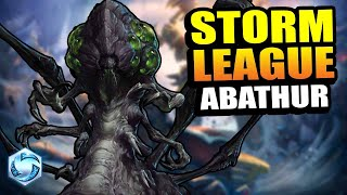 Abathur - hats for Illidan // Storm League - Master