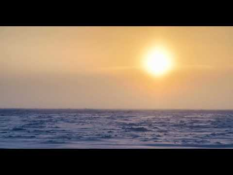 Stock Footage of the Chukchi Sea