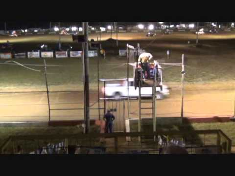 OCRS Sprints Monett Speedway Video