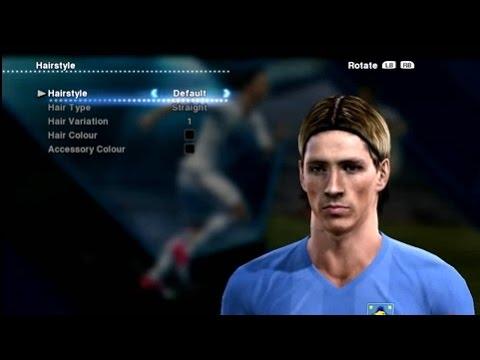 Fernando Torres - Stats / Skills PES 2013  █▬█D 720p.