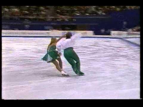 Bourne & Kraatz (CAN) - 1998 Nagano, Ice Dancing, Free Dance