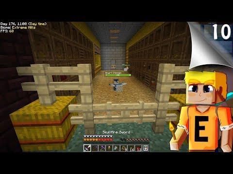 Stone Block Modpack - Episode 10 - Roost Mod - PakVim net HD