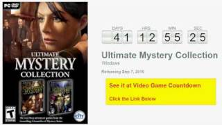 Ultimate Mystery Collection PC Countdown