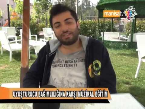 Taladro'dan Uyuşturucu Bağımlılığı Hakkında Röportaj (Manisa TV)