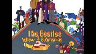 Beatles Yellow Submarine Side two