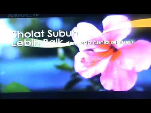 ADZAN SUBUH MNCTV 2010