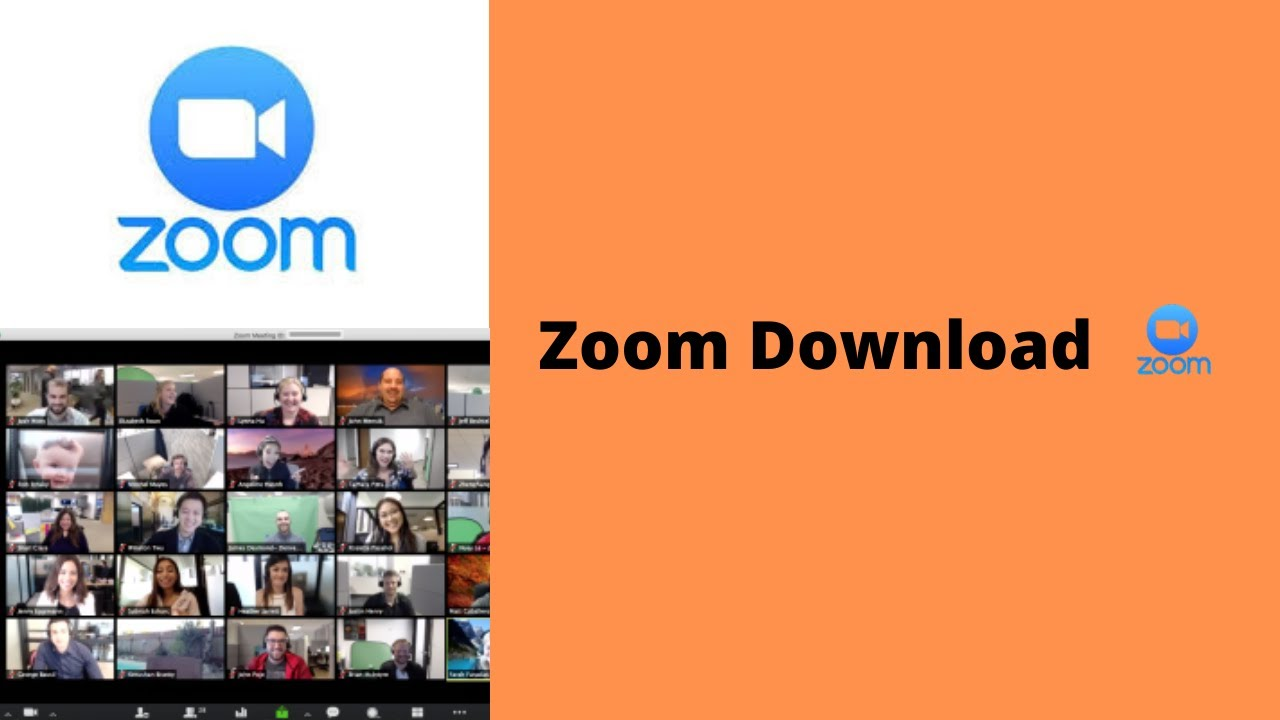 How To Download Zoom Software For Windows 2020 - YouTube