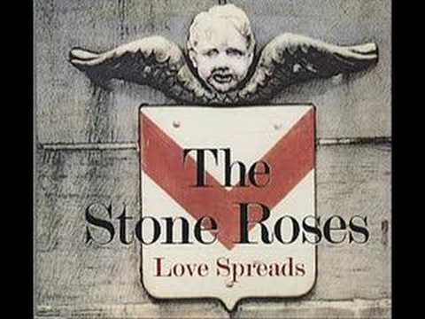 The Stone Roses - Love Spreads (audio only)