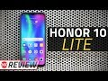 Honor 10 Lite Review | Camera, Performance, Battery, and More Tested