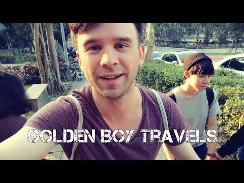 Golden Vlog: The LICHKING in Taiwan | Crazy CATS!!