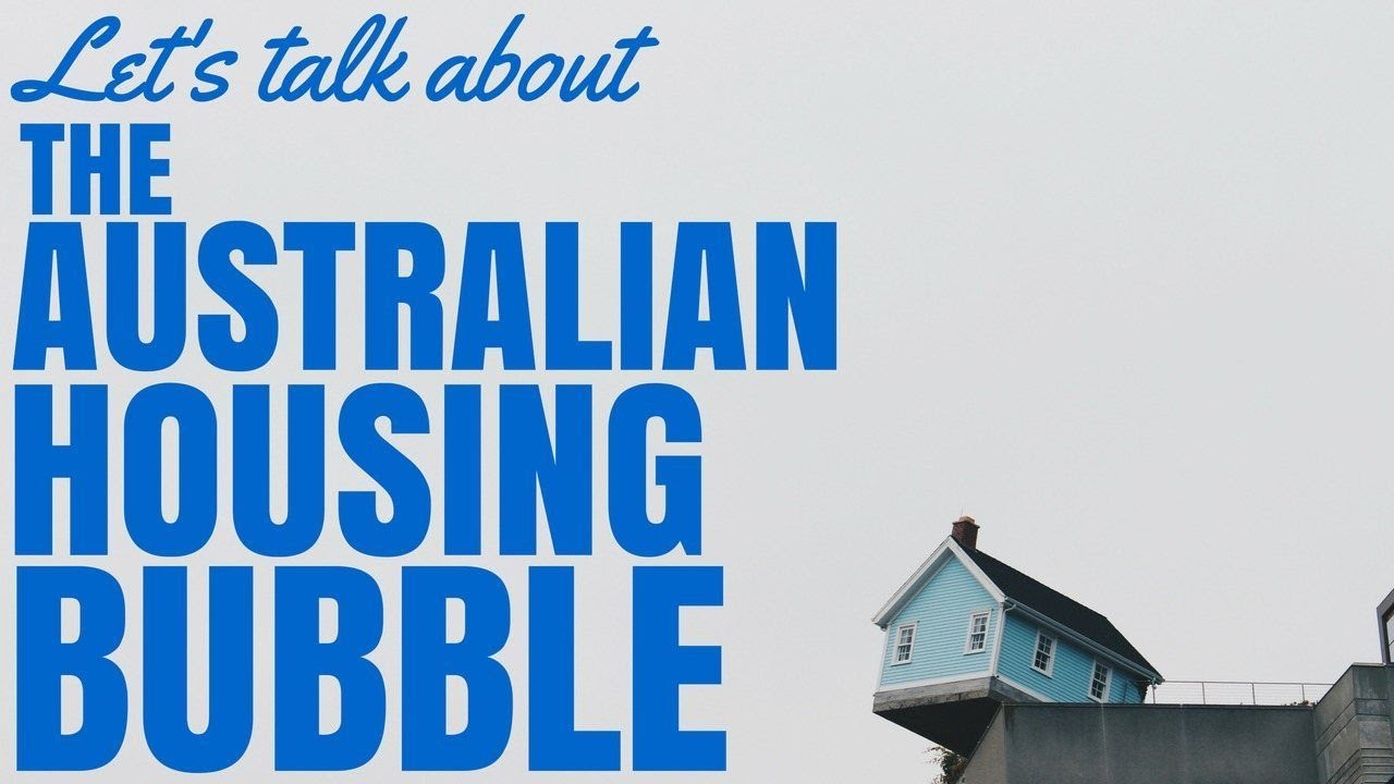 Lets Talk About Real Estate For Moment >> Let S Talk About The Australian Housing Bubble