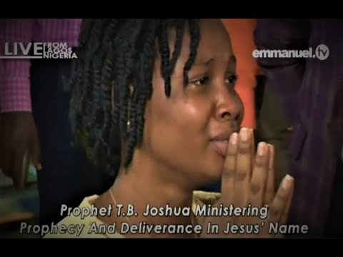 If You HATE TB Joshua KNEEL DOWN Ask Jesus TO DELIVER YOU Before It's Too Late!
