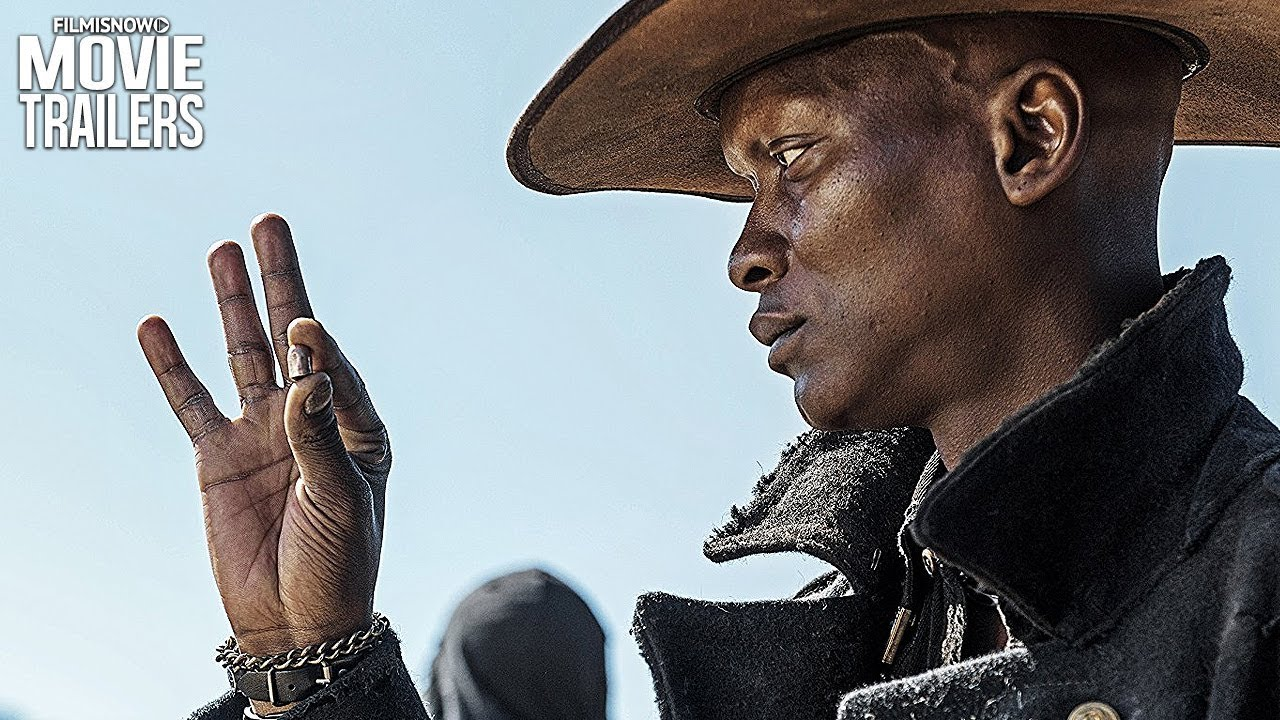 Download Five Fingers for Marseilles | New Full Trailer - South African Neo-Western
